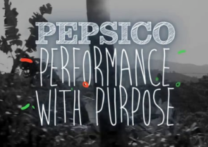 Pepsico – Performance With Purpose